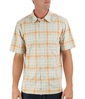 Quiksilver Waterman's City Pier Short Sleeve Shirt