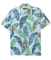 Quiksilver Waterman's Vilano Beach Short Sleeve Shirt