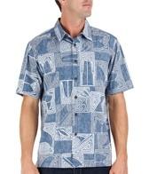 Quiksilver Waterman's Kahutara S/S Shirt