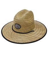 Quiksilver Waterman's Madness Lifeguard Straw Hat