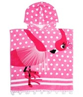 Seafolly Girls Flamingo Poncho (Kids)