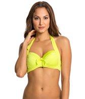 Seafolly Goddess Soft Cup Halter Bikini Top
