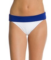 Tommy Bahama Swimwear Deck Piping Wide Band Hipster Bikini Bottom
