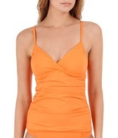 Tommy Bahama Pearl Wrapped Tankini Top