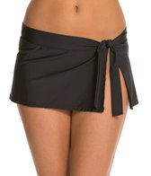 Tommy Bahama Pearl Swim Skirted Hipster Bikini Bottom