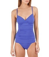 Tommy Bahama Pearl Wrapped One Piece Swimsuit