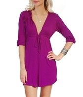 Lucy Love Signature Solid Resort Dress
