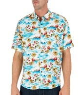 Billabong Men's Island Time S/S Shirt