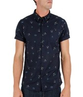 Billabong Men's Pedro Short Sleeve Shirt