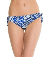 Jag Swimwear South Pacific Tie Side Retro Bikini Bottom