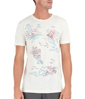 Lost Men's Pirate Short Sleeve Tee