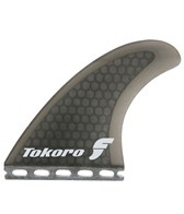 Future Fins Honeycomb Tokoro Tri Fin Set