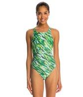 Speedo Team Camo Recordbreaker Swimsuit