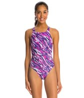 Speedo Team Camo Recordbreaker Swimsuit