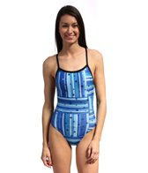 Speedo Star Mania Flyback Swimsuit