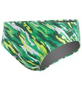 Speedo Team Camo Brief Swimsuit