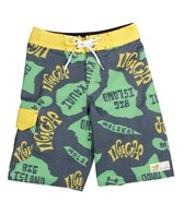 Billabong Boys' Island Kine Boardshort (9-14+)