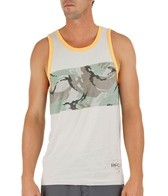 Rip Curl Men's Neon Fatigue Custom Tank
