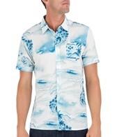 Rip Curl Men's Gonzo Short Sleeve Shirt