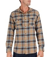 Rip Curl Men's Dockwilers Long Sleeve Flannel