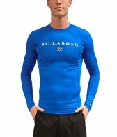 Billabong Men's All Day L/S Fitted Rash Guard