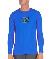 Billabong Men's Chronicle Long Sleeve Relaxed Fit Surf Shirt