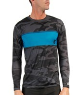 Billabong Men's Adrift Long Sleeve Relaxed Fit Surf Shirt