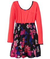 Roxy Girls' Beyond the Sunset Dress (7-16)