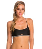 Speedo Keyhole Crossback Top