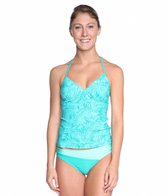 Speedo Mini Palm Halterkini Swimsuit Top