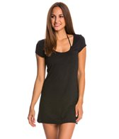 Speedo Slub Jersey Cover Up Dress