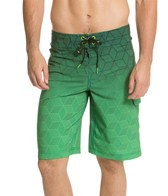 Speedo Men's Blended Cubes Boardshort