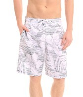 Speedo Men's Line Drawn Floral E-Board Short