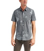 Rusty Men's Molokai Short Sleeve Shirt