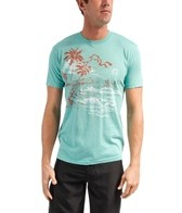 Rusty Men's The Bay S/S Tee