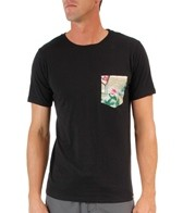 Reef Men's Haleiwa Pocket II S/S Tee