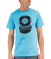 Reef Men's Sunk At Sea S/S Tee
