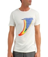 Reef Men's Colored Fin S/S Tee