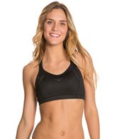 Moving Comfort Women's Run Urban X-Over C/D Bra