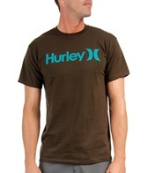 Hurley Men's One & Only Classic S/S Tee