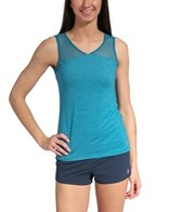 Oiselle Women's Cross Top Mess Run Tank