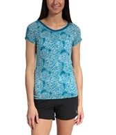 Oiselle Women's Big O Burnout Raglan Run Tee