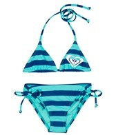 Roxy Girls' Escape Tiki Triangle Set (7-16)