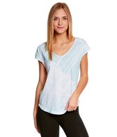 Asics Women's Tessa Burnout Cap Short Sleeve