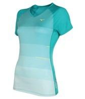 Mizuno Women's Sunset Running Tee