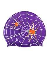 sporti-candy-web-silicone-swim-cap-jr