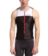 Louis Garneau Men's Elite Course Sleeveless Tri Top