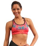 Shebeest Women's Flourish Tri Sports Bra