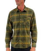 Volcom Men's Harry Long Sleeve Flannel