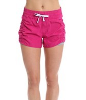 MPG Women's Strive Perforated Gym Running Short